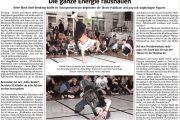Zweite Black Bear Battle im TSZ Freising