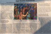 Bericht über die Fusion des 1. TSZ mit dem TSC Freising   Süddeutsche Zeitung