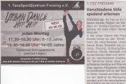 Urban Dance - Freisinger Wochenblatt